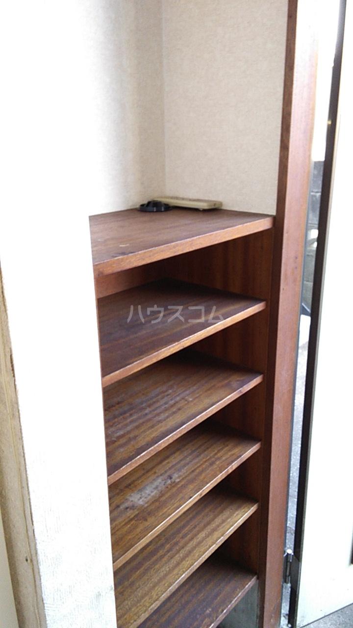 アネックス湘南台 106号室の収納