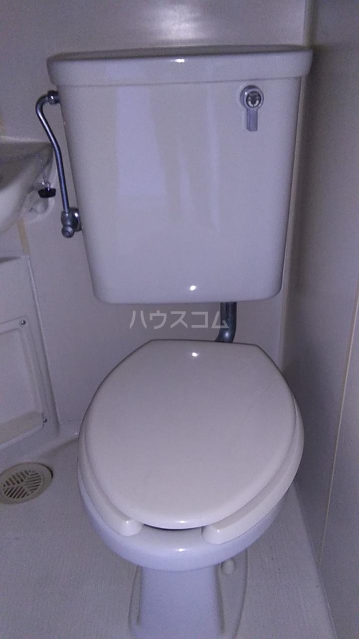 アネックス湘南台 106号室のトイレ