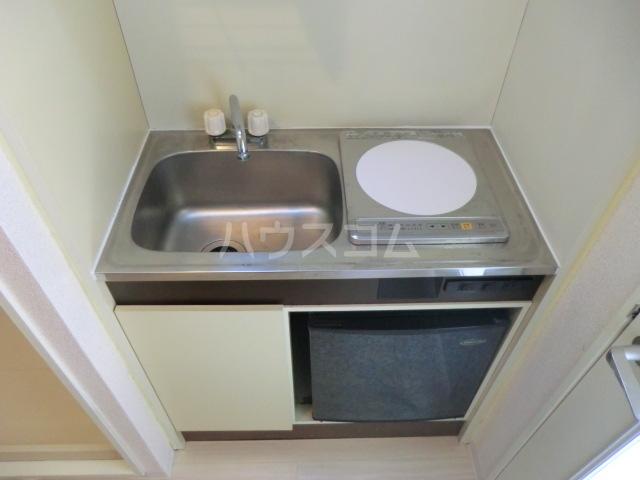 サンネコザネ 205号室のキッチン