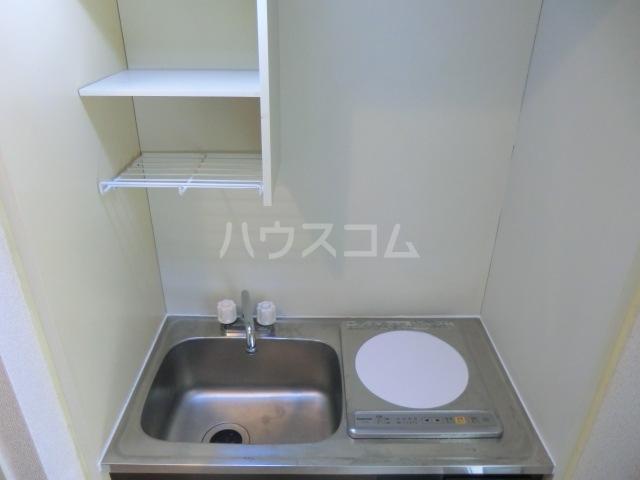 サンネコザネ 205号室のトイレ