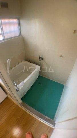 サンハイツ三山 102号室の風呂