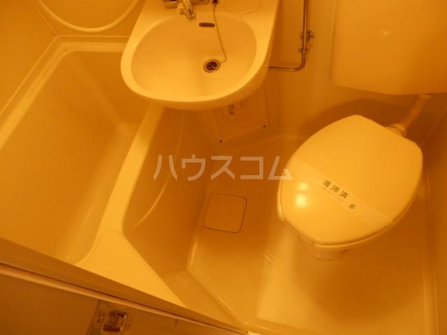 プレール池上弐番館 103号室の風呂