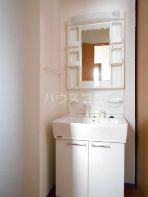 ピュアハウス 203号室の洗面所