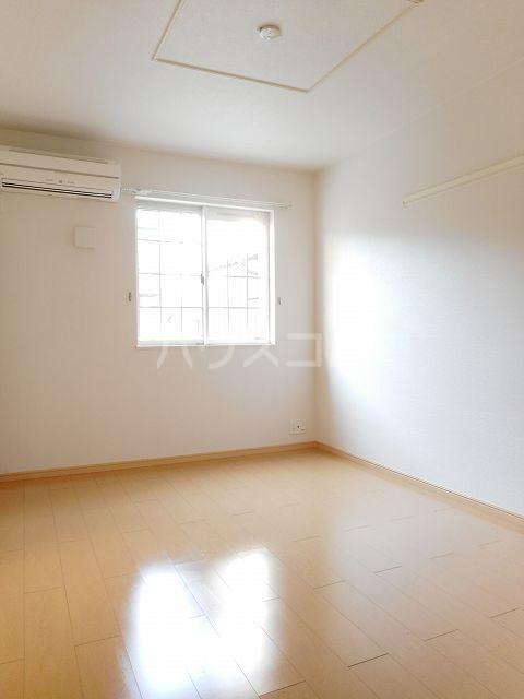 クラール・ブリーゼⅠ 01010号室のベッドルーム