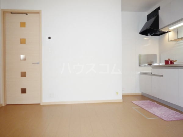 クラール・ブリーゼⅠ 01010号室のリビング