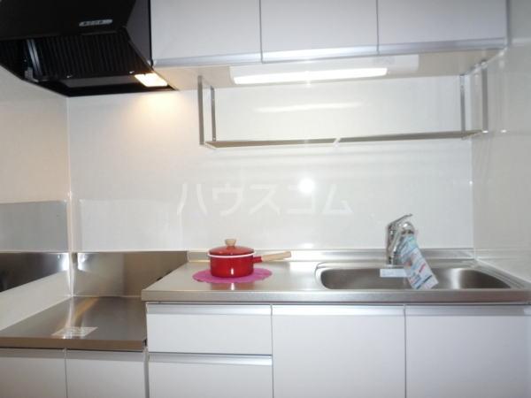 クラール・ブリーゼⅠ 01010号室のキッチン