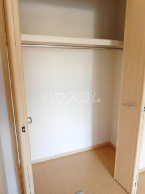 クラール・ブリーゼⅠ 01010号室の収納