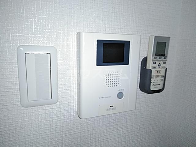ラ・フォーレ日吉 203号室のセキュリティ