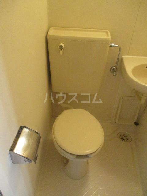 小杉SIビル 101号室のトイレ