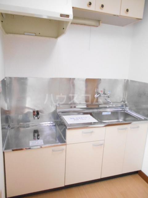 ハイネスジュン 205号室のキッチン