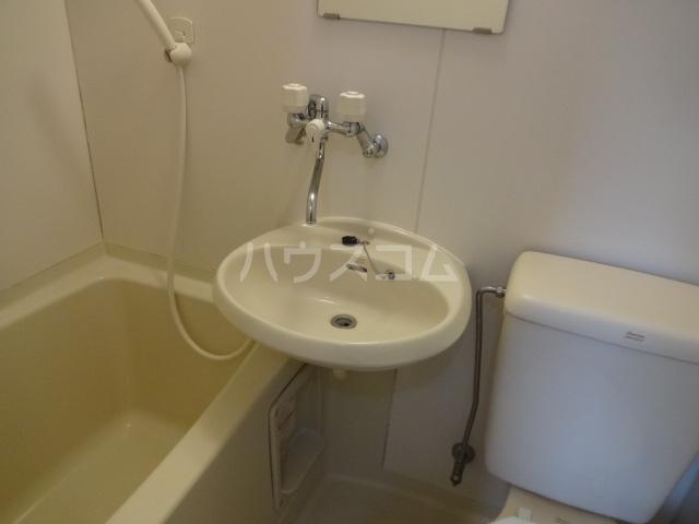 コーポY 101号室の風呂