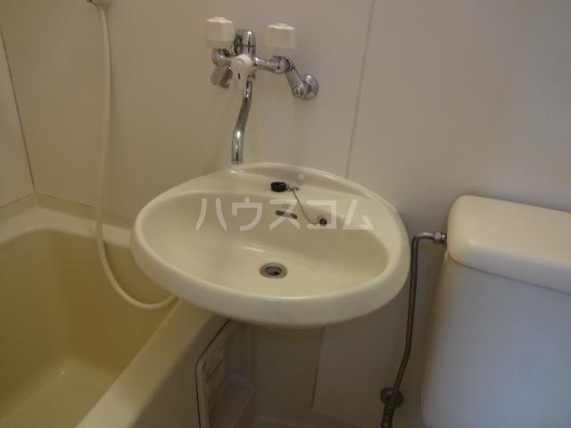 コーポY 101号室の洗面所