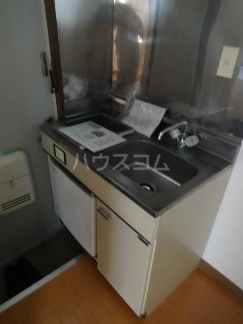 コーポY 102号室のキッチン
