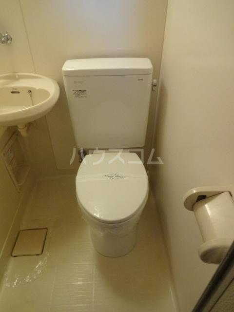 コーポY 102号室のトイレ