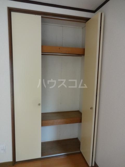 コーポY 102号室の収納