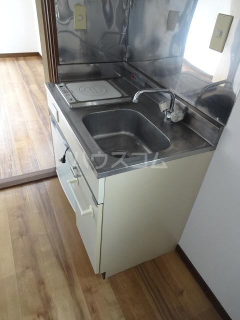 コーポY 201号室のキッチン