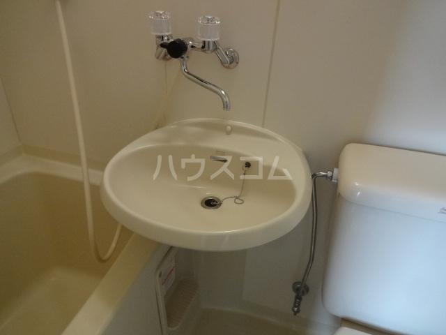 コーポY 201号室のトイレ