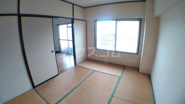 キャピタルステイ 405号室の居室
