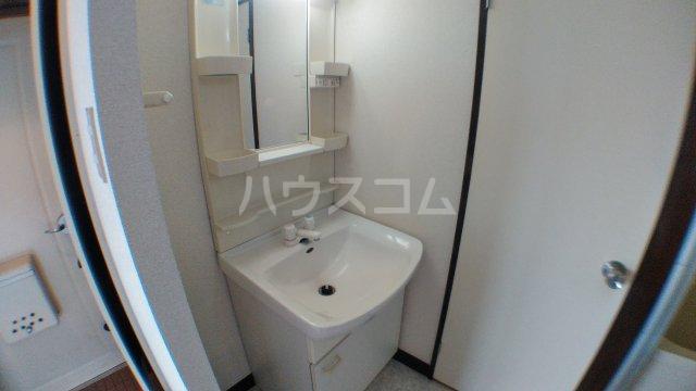キャピタルステイ 405号室の洗面所