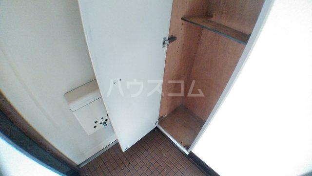 キャピタルステイ 405号室の玄関