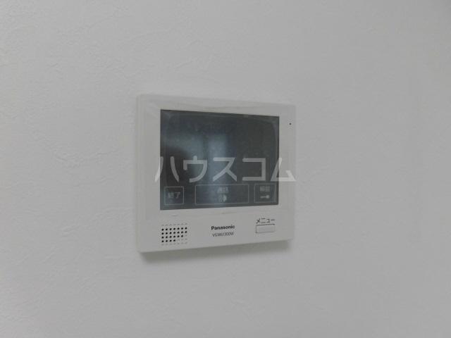 シャレー中目黒カワベ第18 303号室のセキュリティ