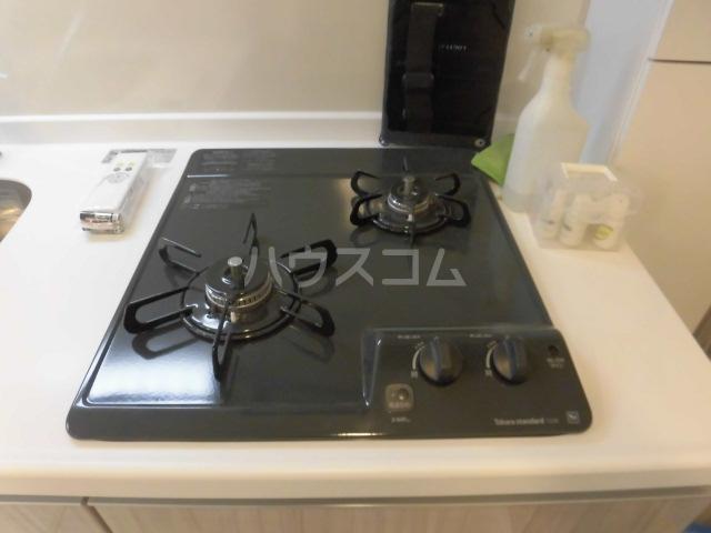 シャレー中目黒カワベ第18 303号室のキッチン