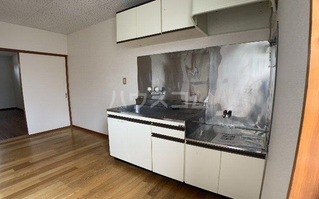 ゴーデス相葉 106号室のキッチン