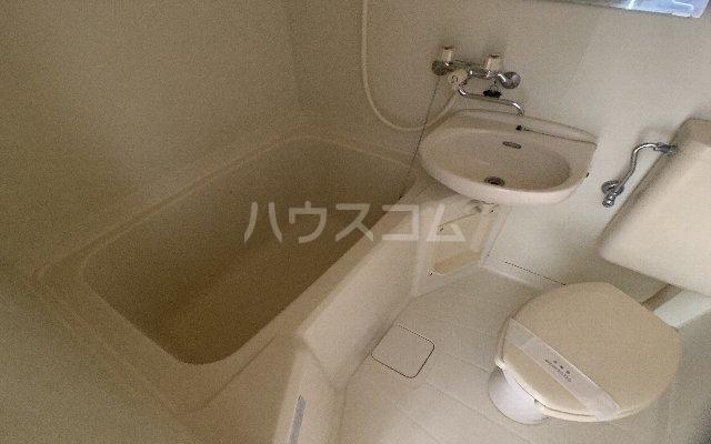 ゴーデス相葉 106号室の風呂