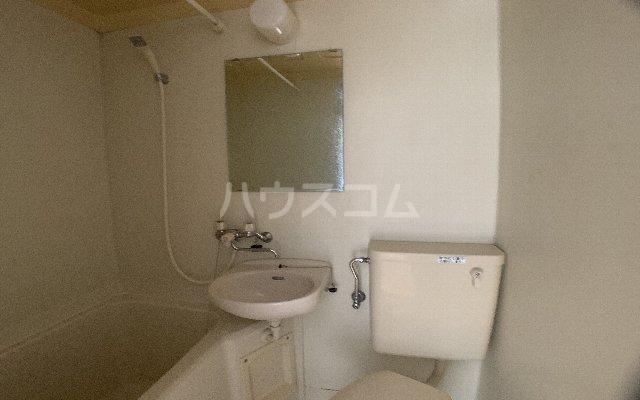 ゴーデス相葉 106号室の洗面所