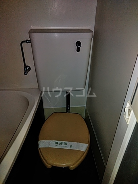 クレール9 926号室のトイレ