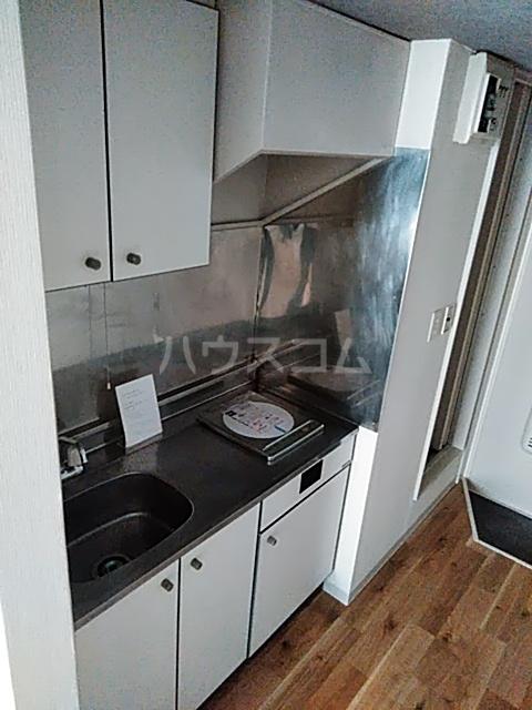 クレール9 926号室のキッチン