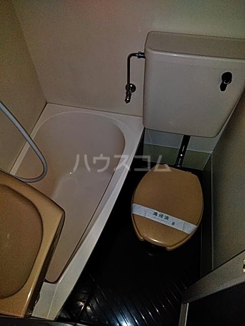 クレール9 926号室の風呂