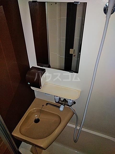 クレール9 926号室の洗面所