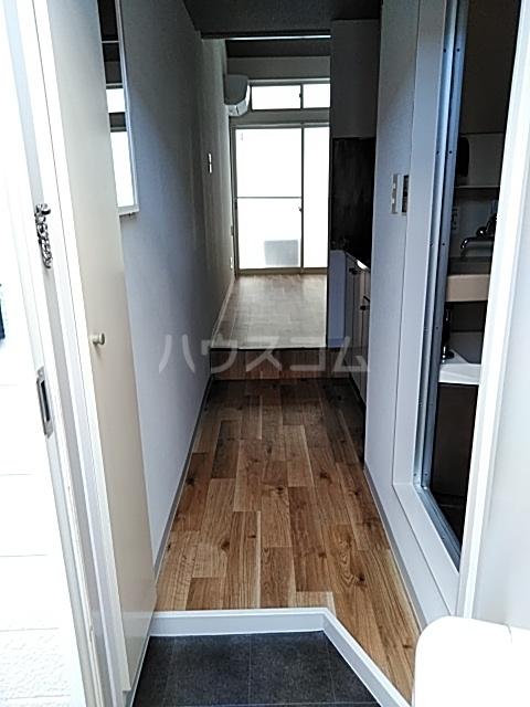 クレール9 926号室の玄関
