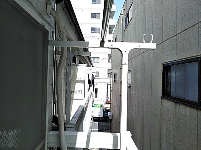 クレール9 926号室の景色
