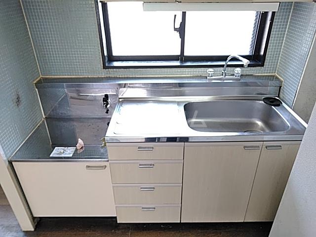 プライムホームズ 407号室のキッチン