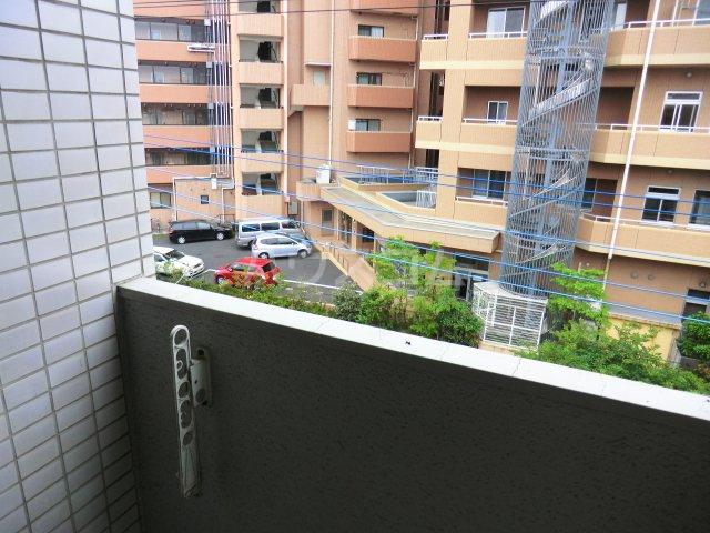 シンセカンドビル 00303号室の景色