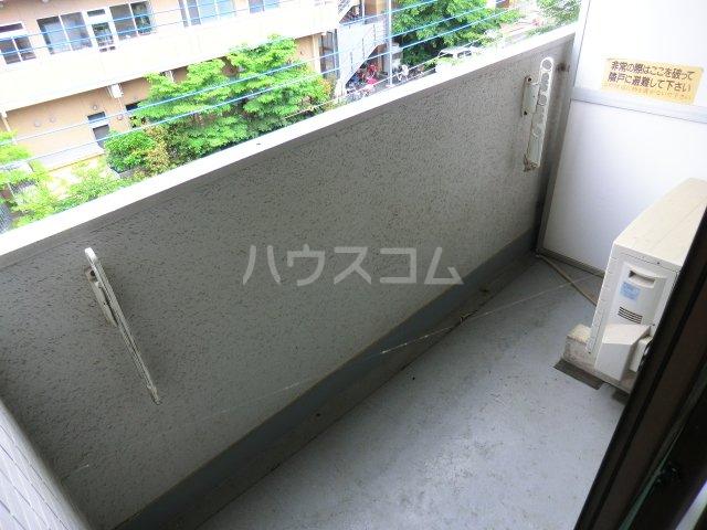 シンセカンドビル 00303号室のバルコニー