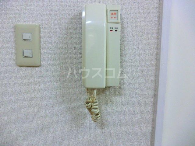 シンセカンドビル 00303号室のセキュリティ