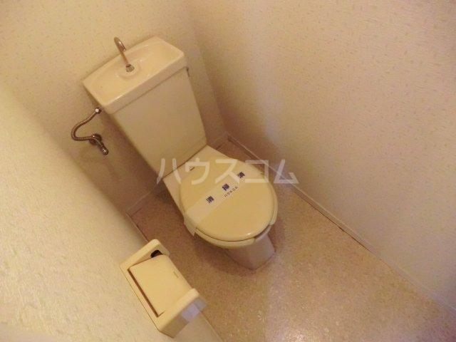 シンセカンドビル 00303号室のトイレ