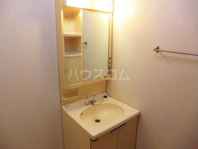 シンセカンドビル 00303号室の洗面所