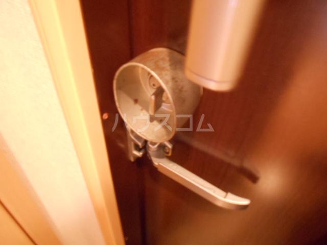サニーメゾン 201号室のセキュリティ