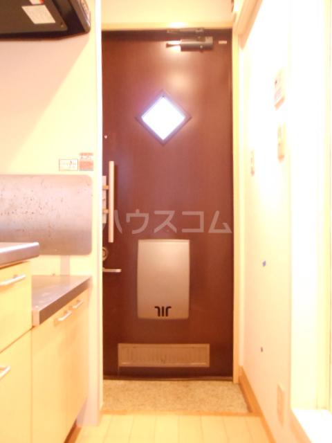 サニーメゾン 201号室の玄関