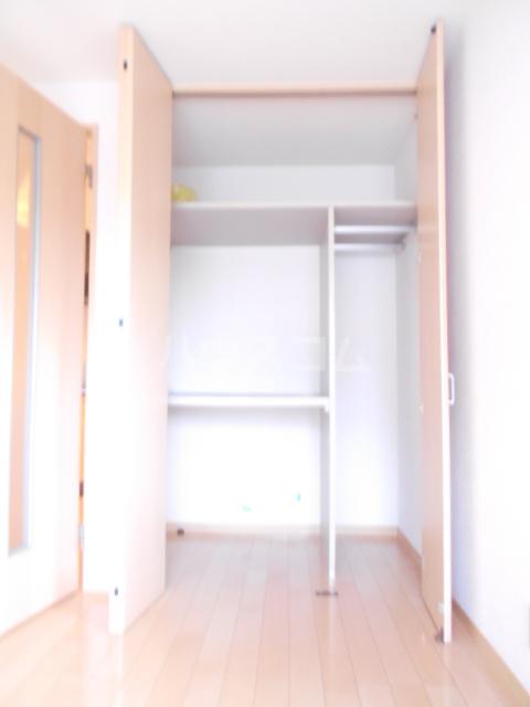 サニーメゾン 201号室の収納