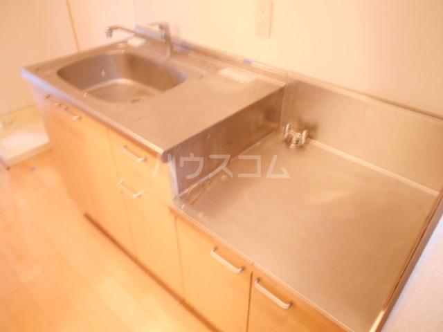 サニーメゾン 201号室のキッチン