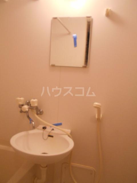 サニーメゾン 201号室の洗面所
