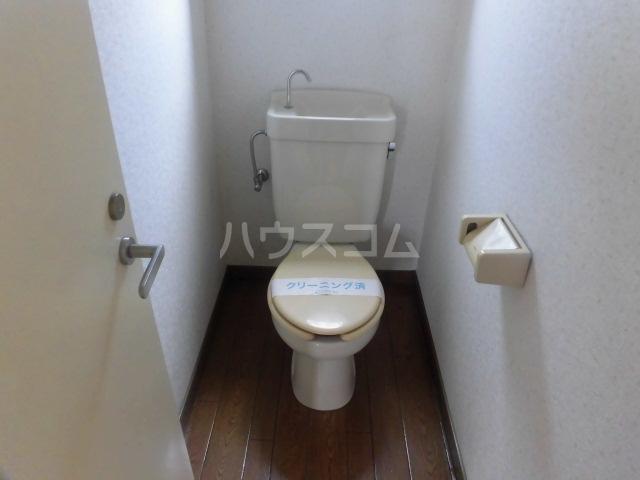 オーシャンパレス 00205号室のトイレ