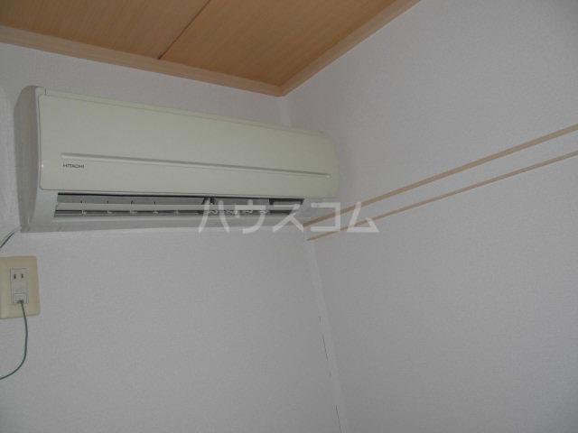 サンビレッジ三沢3 202号室の設備
