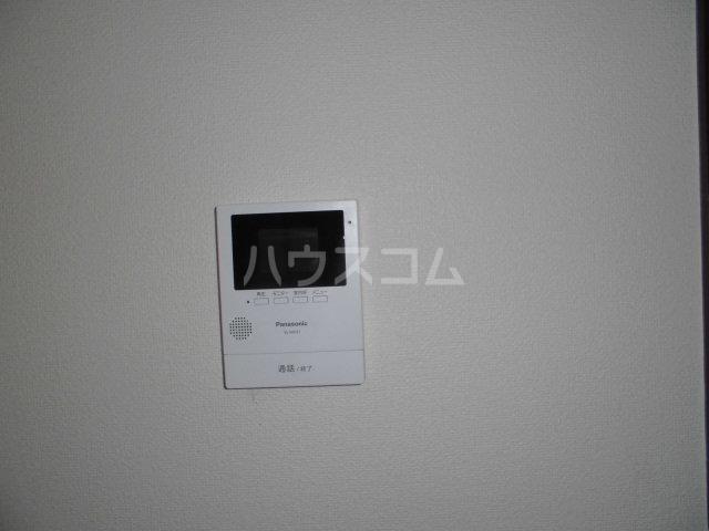 サンビレッジ三沢3 202号室のセキュリティ