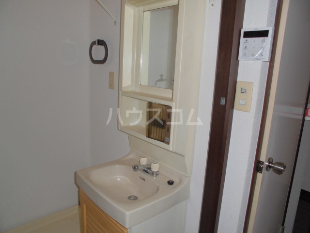 サンビレッジ三沢3 202号室の洗面所